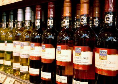 Weinkellerei Steinhauser bei EDEKA Fackler